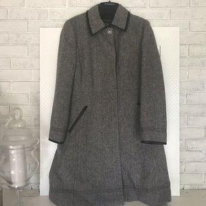 Coach Tweed Coat